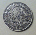 Rückseite Münze