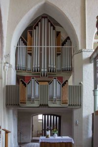 Bild der Orgel