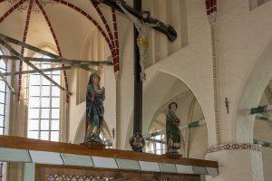 Bild des Triumphkreuzes