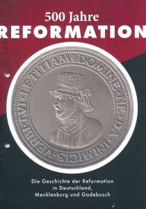 Titelseite 500 Jahre Reformation