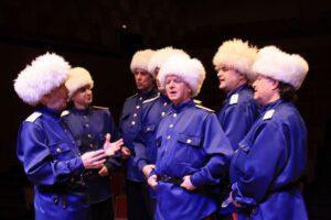 Die Wolga Kosaken (von der Homepage der Wolga Kosaken)